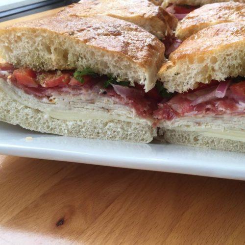 Fall Sandwiches